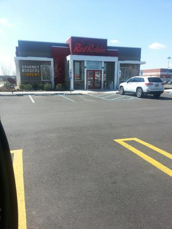 Vineland, NJ: Red Robin
