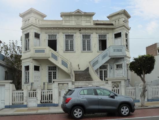 old mansion modern car picture of balneario la punta callao rh tripadvisor com