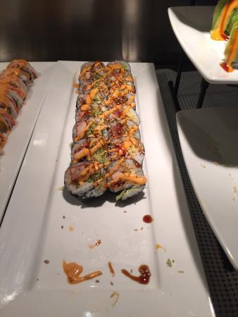 Paradis, Louisiane : Daily Fresh sushi
