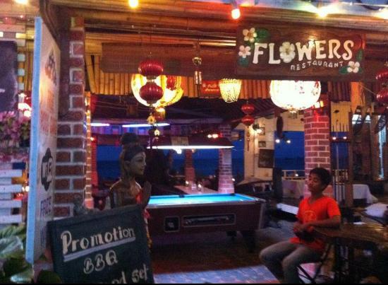 Flower Resort : เขิญเข้ามาสำผัสกับบรรยาศใหม่ๆที่เกิดขึ้นกับร้านFlower
