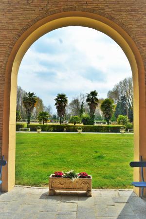 Salboro, İtalya: Il parco