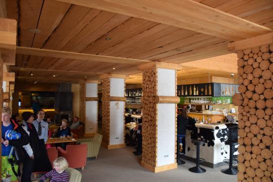 Brezno, Slowakije: A SKI LOUNGE szép, kényelmes és kellemes hangulatú