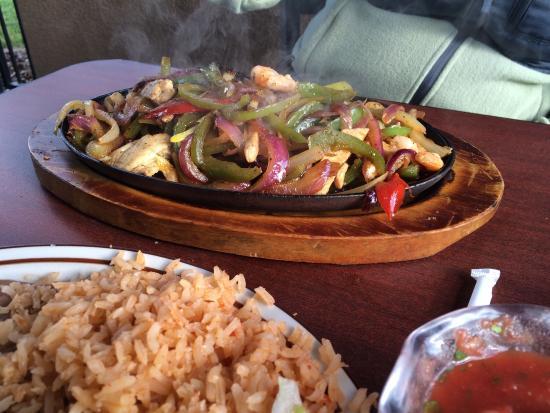 Exeter, CA: Alejandras Mexican Restaurant