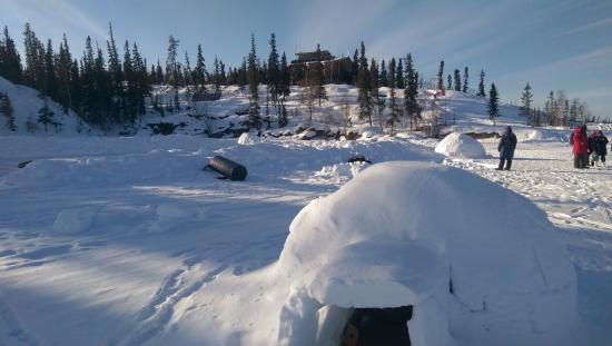 Blachford Lake Lodge Picture