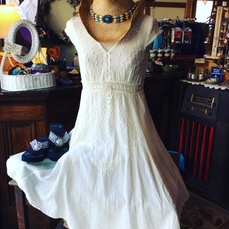 Chester, VT: Cotton Gauze Dress