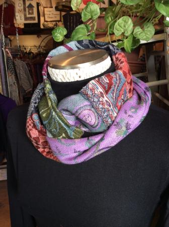 Chester, VT: Another scarf beauty