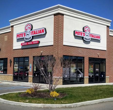 Front Of Restaurant Picture Of Petes Piadina Grille Rossford