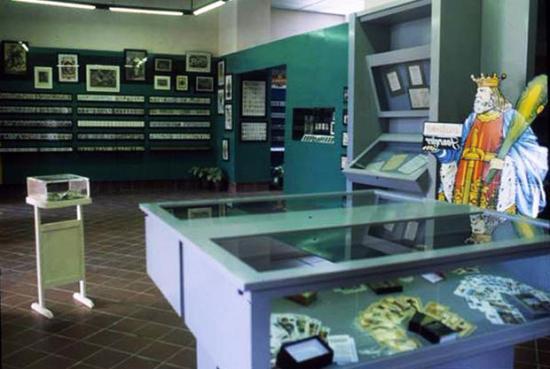 Museo de Naipes Marqués de Prado