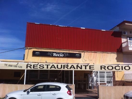 Fortuna, España: Un sitio donde comer tranquilamente, y con toda variedad de comidas con productos del Mediterrán
