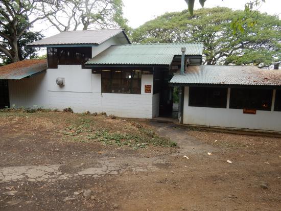 Kona Le'a Plantation: Coffee shop