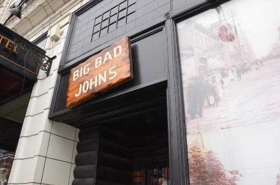 Big Bad John's