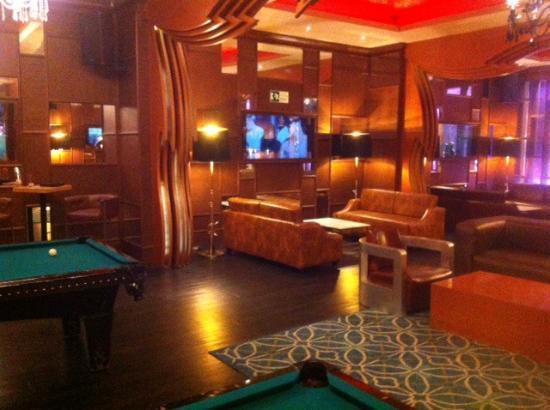 Hard Rock Hotel Riviera Maya: bar