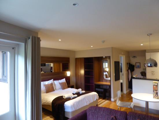 Center Parcs Whinfell Forest: Lakeside Executive accommodation
