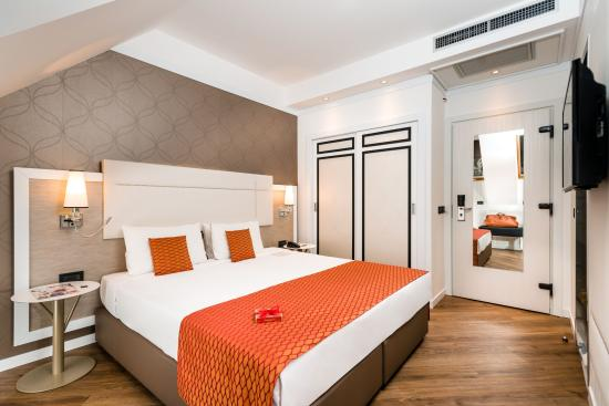 Hotel Parlament: Standard double room