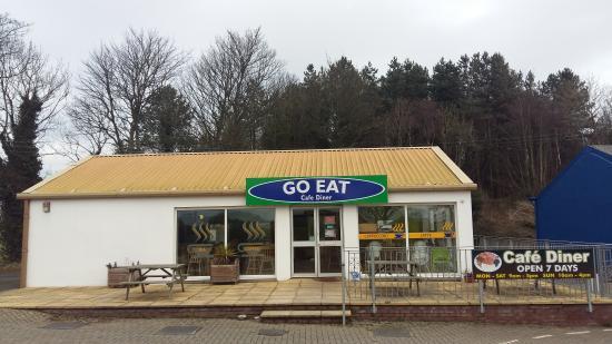 Go Eat Cafe Diner