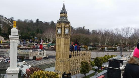 Lego Canary Wharf Picture Of Legoland Windsor Resort