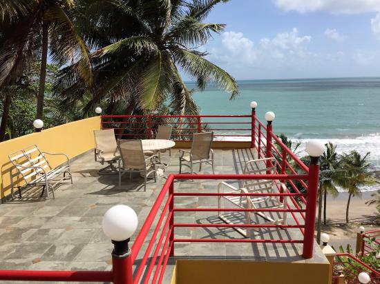 Anise Resort and Spa : Sun Deck