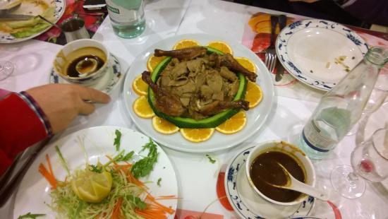 ristorante ristorante shanghai srl in milano con cucina