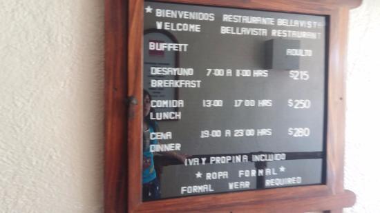 Bellavista Restaurante