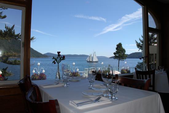 The Mansion Restaurant at Rosario Resort & Spa