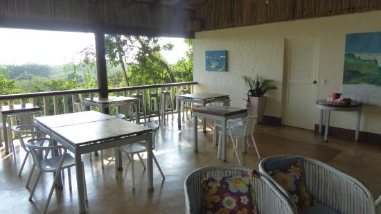 Hotel Villas Gaia: Breakfast eara