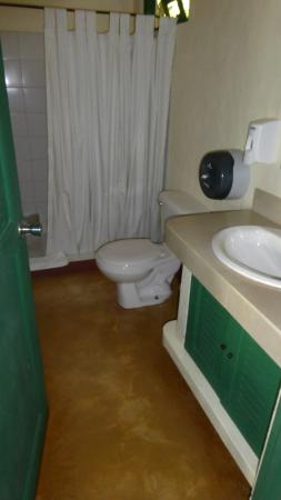 Hotel Villas Gaia: Bathroom