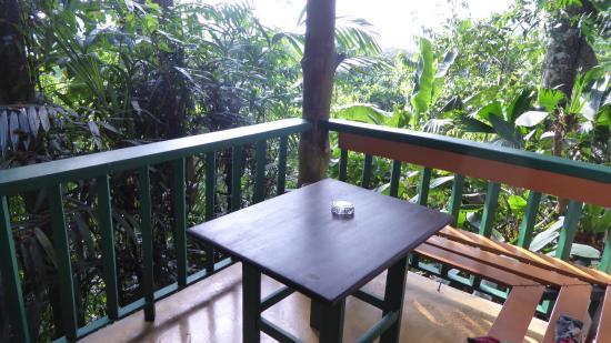 Hotel Villas Gaia: Verande room 12