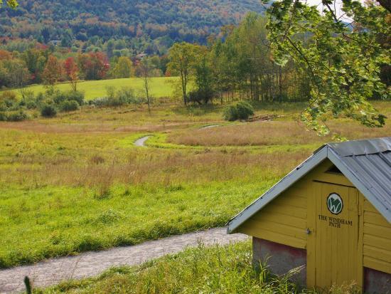 Windham, estado de Nueva York: looping trail system