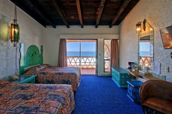 Castillos del Mar: Habitacion Doble