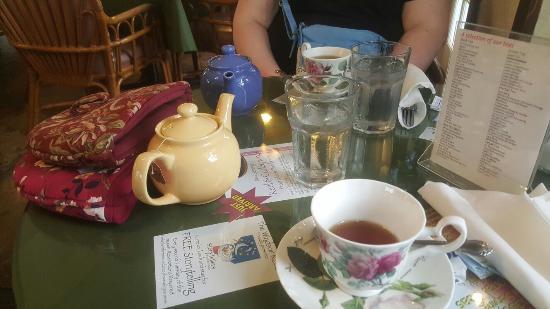 Windsor Rose Tea Room & Restaurant: 20160329_150346_large.jpg