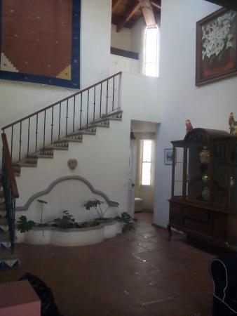 Las Cupulas Pequeno Gran Hotel: Área común. Living Room-