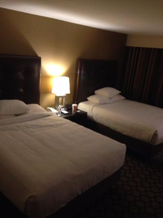 decent beds but tv had pixelation problems picture of hyatt rh en tripadvisor com hk