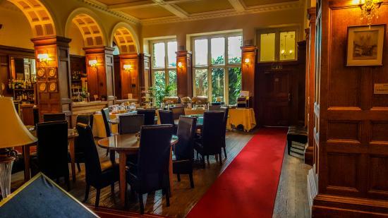Branston Hall Hotel: Bar Area