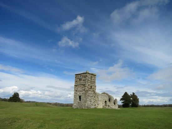Cranborne, UK: Knowlton Church - 03 - 28_large.jpg