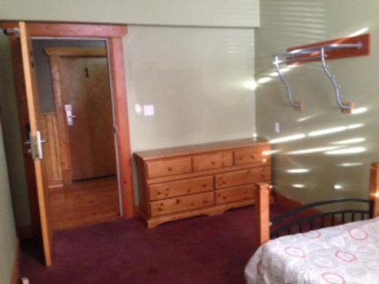Fernie, Canada: Room upsatirs
