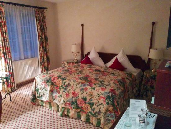 Foto de Romantik Hotel Jagdhaus Waldidyll
