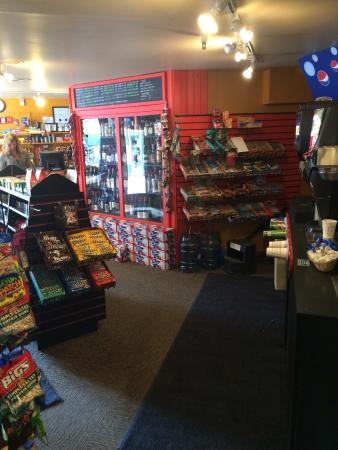 Alta, WY: Grand Targhee General Store