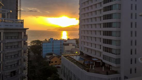 The Light 2 Hotel: Нячанг, 6 утра.