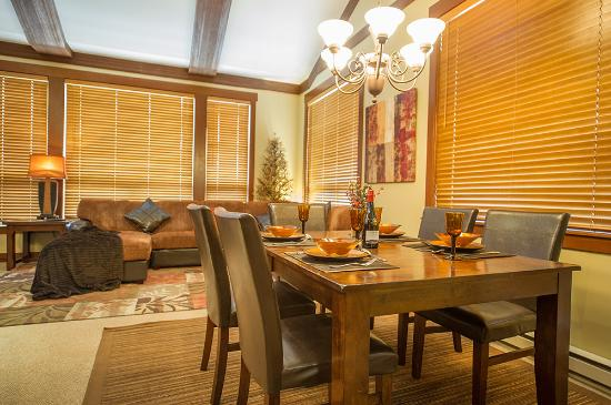 Stonebridge Lodge: Stonebridge - Executive Unit - Dining