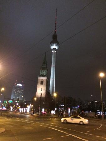 Window View - Radisson Blu Hotel, Berlin Photo