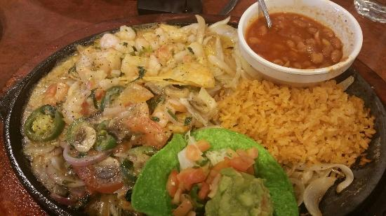 Los Cabos Mexican Grill & Steak House: San Lucas plate - order this!
