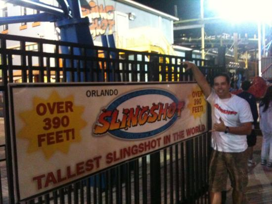Magical Midway: Mais de 120 metros de altura!!!