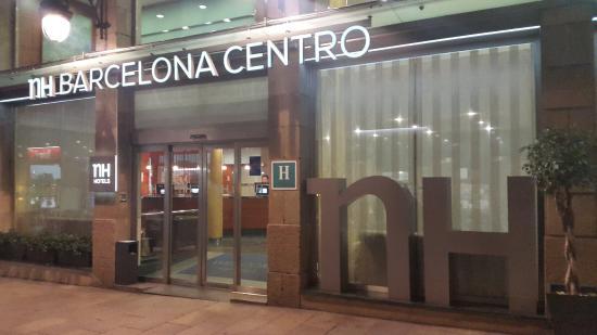 Foto de nh barcelona centro barcelona the max tripadvisor for Barcellona hotel centro economici