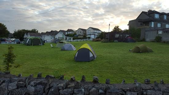 Bayview Caravan Park Updated 2017 Campground Reviews Galway Ireland Tripadvisor