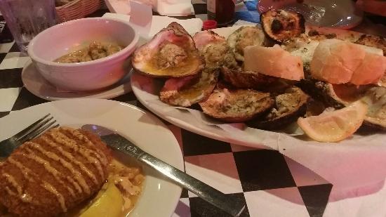 Great crab cake