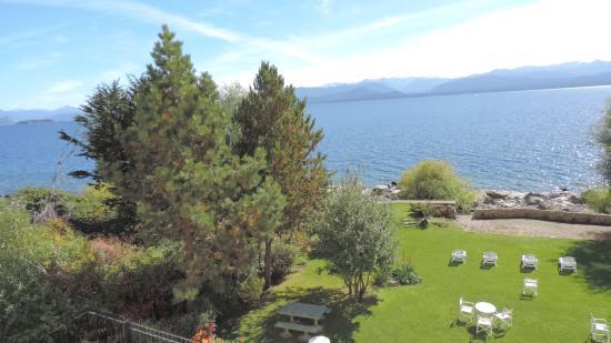 Hotel Patagonia: Vista desde la Habitación