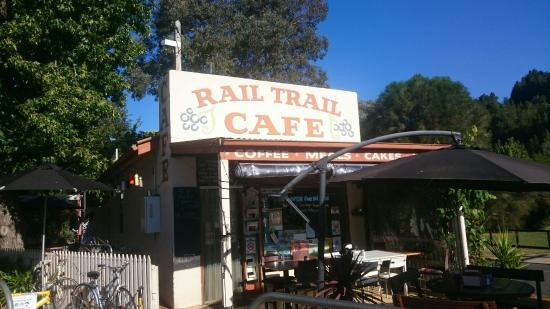 Murray to the Mountains Rail Trail