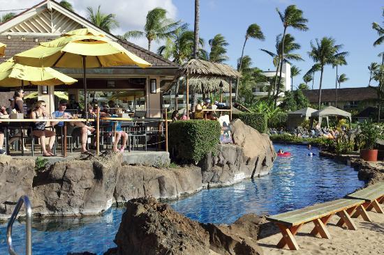Sheraton Maui Resort Spa The Cliff Dive Bar And Restaurant