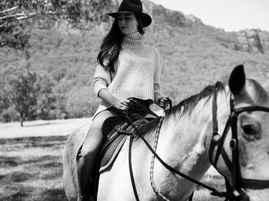 Emirates One&Only Wolgan Valley: Horse Trail Ride