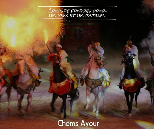 Chems Ayour: #ChemsAyour